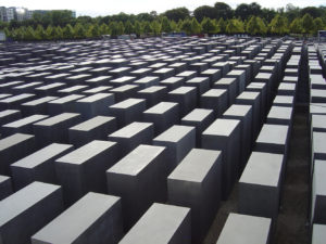 Memorial to the Murdered Jews of Europe, Berlin, 2005