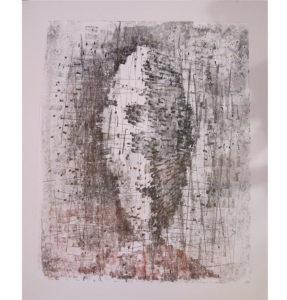 Harry Bertoia, monoprint