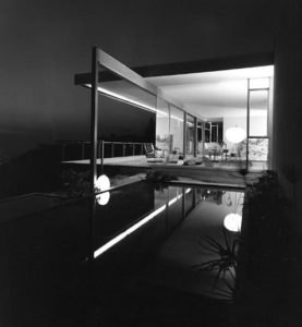 Chuey House, Los Angeles, CA. 1958, Richard Neutra