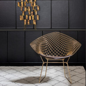 Diamond Chair, Harry Bertoia 1952