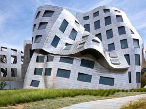 Lou Ruvo Center for Brain Health, Frank Gehry, 2010