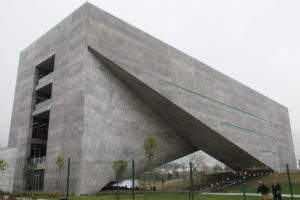 University of Monterrey in northern Mexico, Tadao Ando