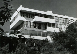 Lovell House, Los Angeles (1927–29)