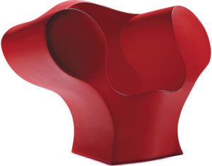 Big Easy Red Chair