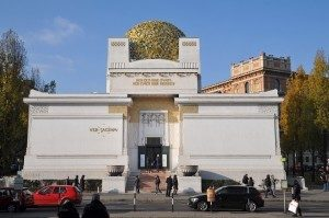 Secession Exhibition Building, Vienna.