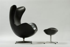 egg chair i design