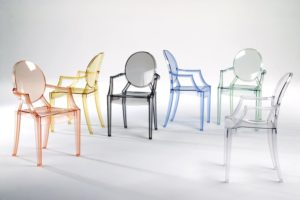 Louis ghost chair u i design