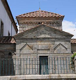 Saint Fructuoso Chapel, Braga, Portugal