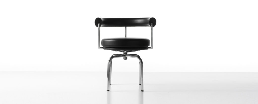 The Siège Pivotant by Charlotte Perriand, 1927.
