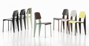 The new version of the Standart Chair: Standard SP.