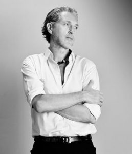 Portrait of Marcel Wanders.