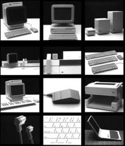 Some among the most famous designs of Hartmut Esslinger.