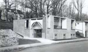 North Penn Visiting Nurses Headquarters by Robert Venturi.