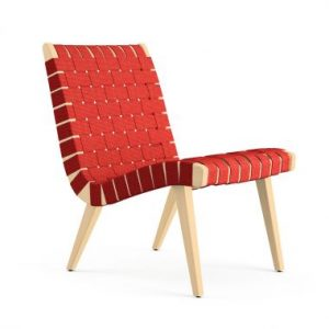 Jens Risom's Lounge Chair.