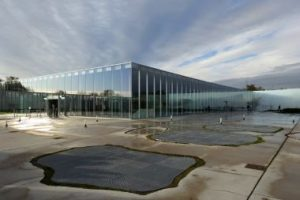 The Louvre Museum in Lens, one of the latest projects by SANAA, opened in 2012.