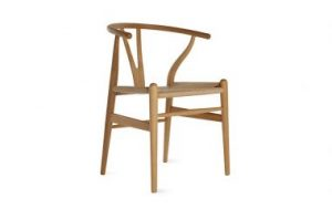 Designed by Hans J. Wegner for Carl Hansen & Søn.