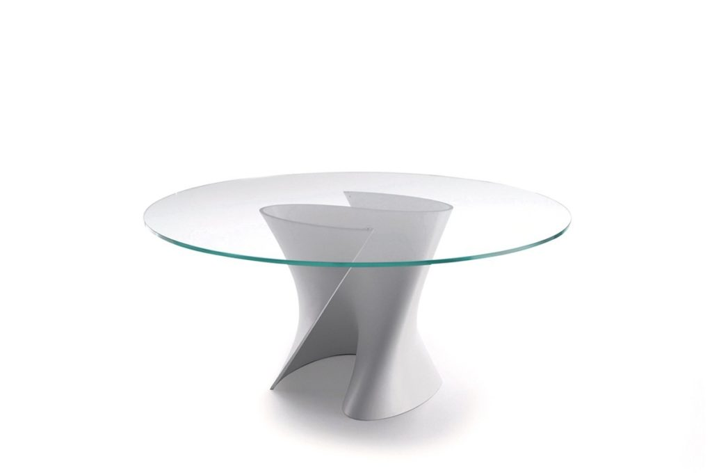 The S Table, by Lust for MDF Italia.