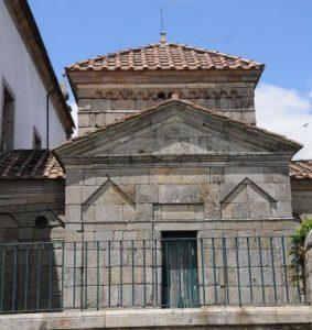 Chapel of São Frutuoso in Braga, Portugal