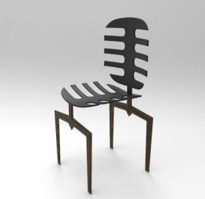 Frond Chair