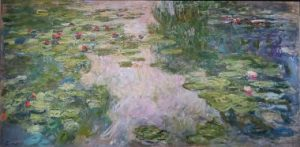 "Claude Monet, ""Water Lilies"" (series), (1917-1919)"