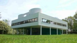 Picture of modernist building