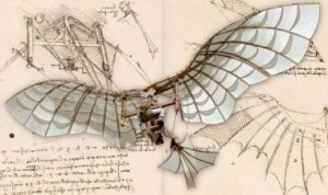 A picture of the Mechanical Eagle