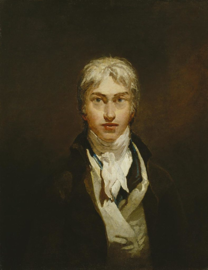 J. M. W. Turner, Self-portrait, 1799
