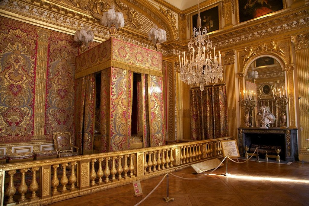 Apartment du Roi, or King's Apartment.