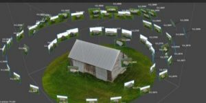 3D modeling with photogrammetry.