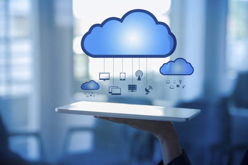 Cloud computing is an enable technology to smart working.