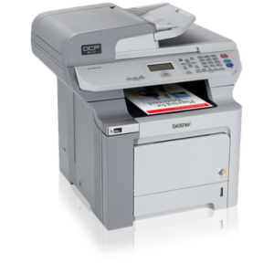 Brother DCP-9045CDN is a high-speed model: it can print 21ppm.