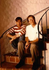 This image has an empty alt attribute; its file name is Steve-Jobs-and-Bill-Gates-together-.jpg